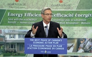 ecoEnergy Retrofit Homes program