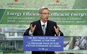 ecoEnergy Retrofit Homes program