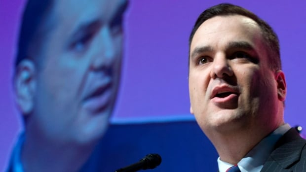 Industry Minister James Moore's department is spending $8 million on a campaign targeting Canada's cable and cellphone companies, while Public Works is contributing another $1 million to the effort.
