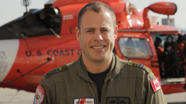 Coast guard Capt. Jeffrey Powell is the first Canadian to help protect the airspace over the U.S. capital through an exchange program with the U.S. Coast Guard. Prior to moving to the U.S., Powell worked in search and rescue in Nova Scotia and in Newfoundland and Labrador.