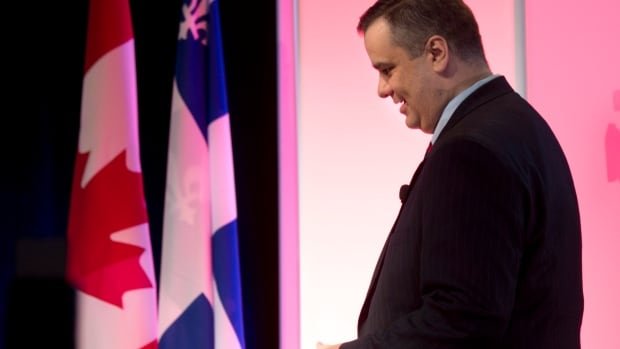 Industry Minister James Moore told an aerospace conference in Montreal Monday that a new space policy, drafted in response to last year's Emerson report, has been completed and will be made public early next year.