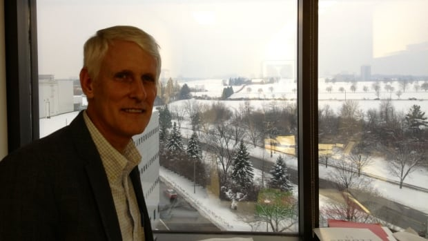 """""""Dunton Tower has beautiful views, and I can't say much else about it that's good,"""" said Dean Jerry Tomberlin."""