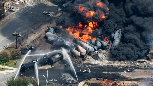 After this summer's Lac-Mégantic tragedy — in which 47 people died when a parked train that was insufficiently secured ran down a hill, derailing and exploding — there have been calls for increased scrutiny of rail safety, including in last week's auditor general's report.