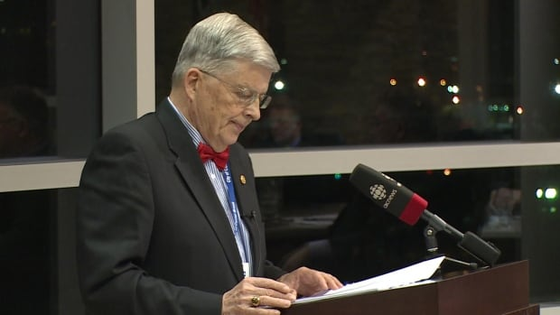 Deputy Mayor Bernd Staeben says council is freezing its own pay and eliminating city-paid cellphones.