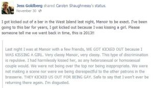 jess-goldberg-le-manoir-gay-kiss-kicked-out