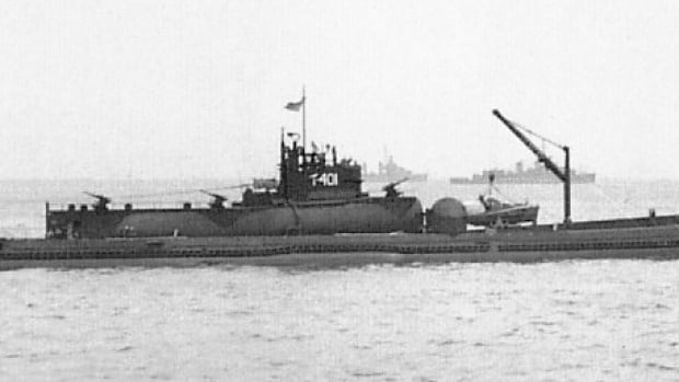 Japan's Sen-Toku I-400 submarine was regarded as such a technological marvel that it was scuttled by U.S. forces after the Second World War to keep it away from the Russians. Shown here is the I-401 sister ship.