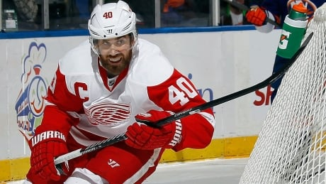 Red Wings lose Henrik Zetterberg to herniated disc