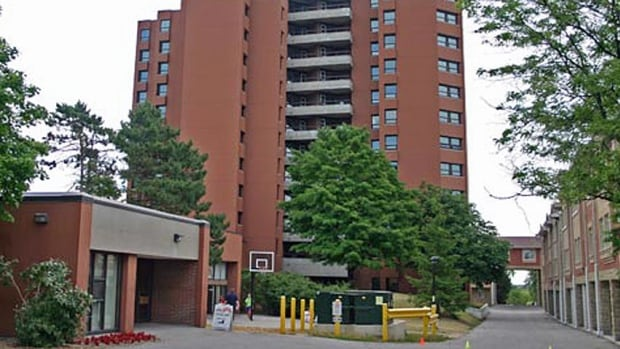 The fire on Saturday was set in a fourth-floor room in the Dundas Hall East Residence. The young man who set it was taken to hospital with serious but non-life threatening injuries. About 30 other students have been temporarily relocated.