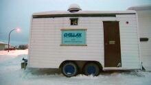 Chillax trailer