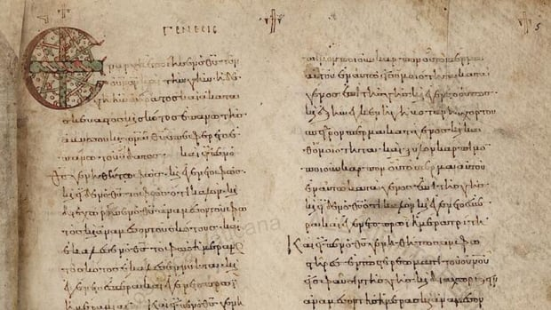 Vatican, Oxford Put Ancient Manuscripts Online