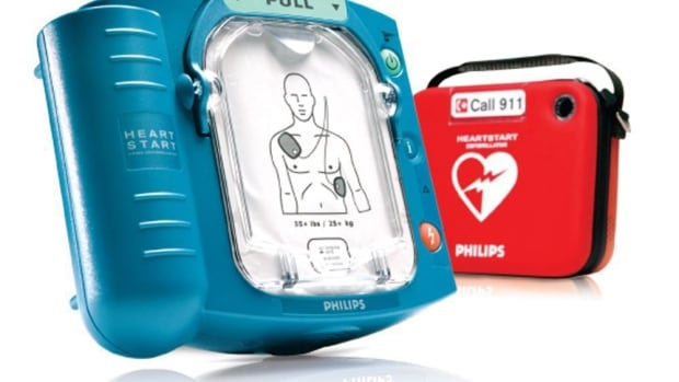 Automated External Defibrillators (AEDs) are an effective way for any person to try to help correct an abnormal heart rhythm.