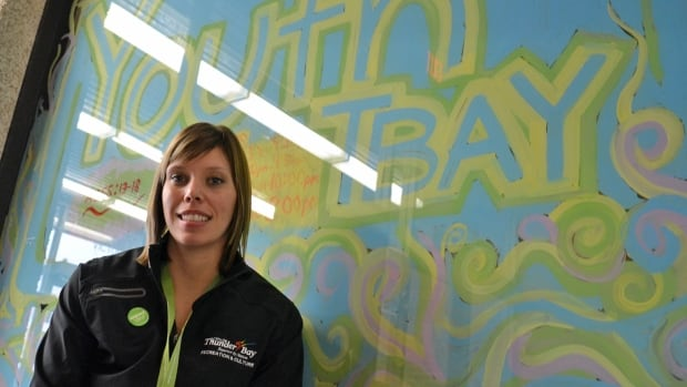 Kim Baskin says opening new youth centres will open doors for youth in Thunder Bay.