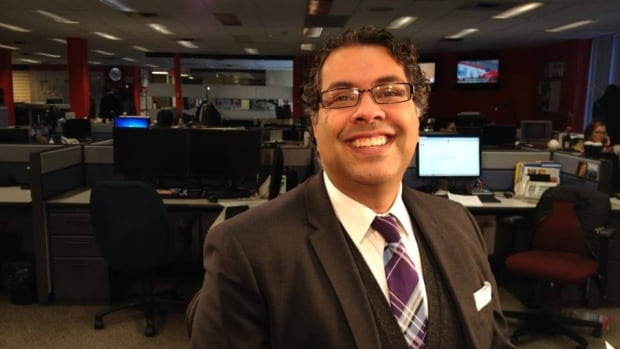 Mayor Naheed Nenshi encouraged Calgarians to shovel their neighbour's sidewalks after the blizzard that hit the city Monday.