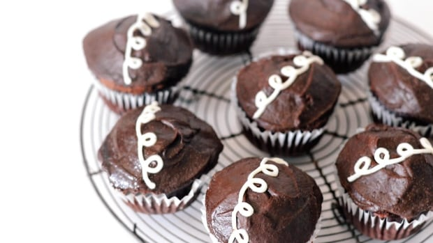 Allergy-friendly cupcakes from Elizabeth Gordon's latest cookbook, Simply Allergy-Free.