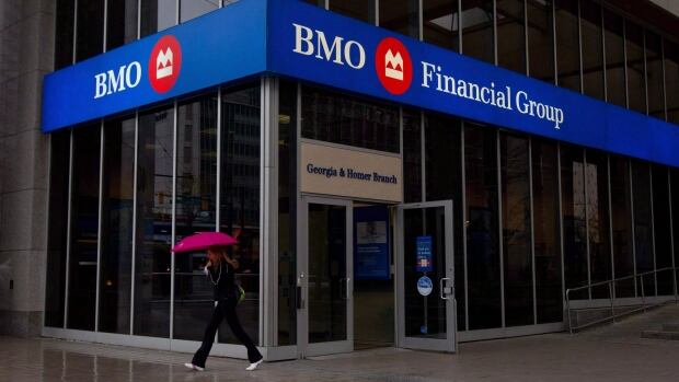 The Bank of Montreal raised its five-year fixed closed mortgage rate to 5.44 per cent.