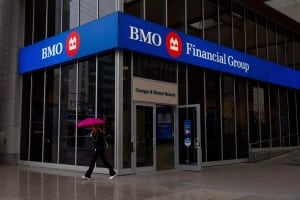Bank of Montreal branch
