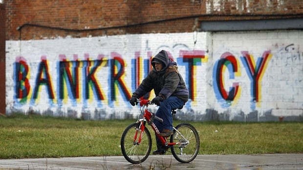 Detroit filed a plan today to emerge from bankruptcy that would pay its pensioners and its creditors just a portion of what is owed.