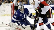 Ben Bishop to face former Senators teammates