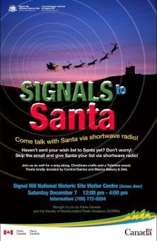 Signals to Santa