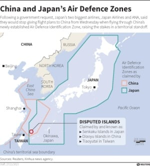China-air-defence-zone