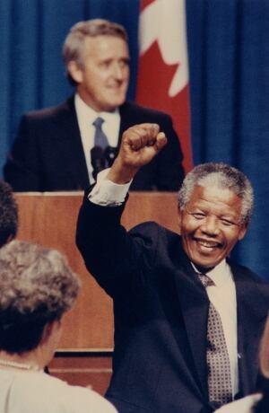 NELSON MANDELA 19900618