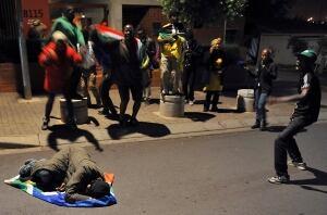 APTOPIX South Africa Mandela Obit