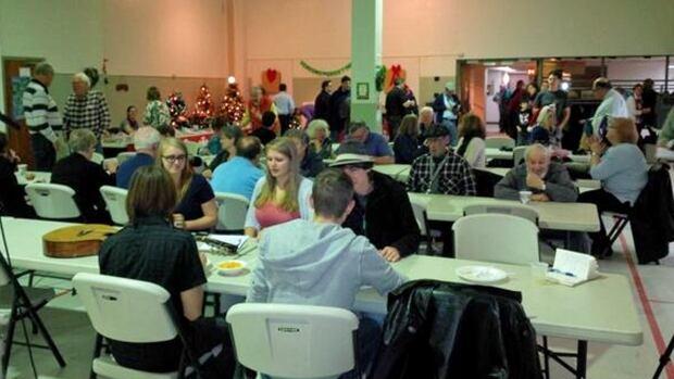 Sudbury Sounds of the Season crowd