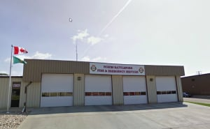 North Battleford Fire and Emergency Services