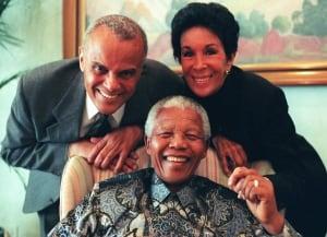 Mandela Celebrities Artists