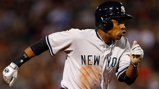 Former Yankee Curtis Granderson would give the Mets much-needed power in their punchless outfield. He surpassed 40 homers in the 2011 and 2012 seasons.