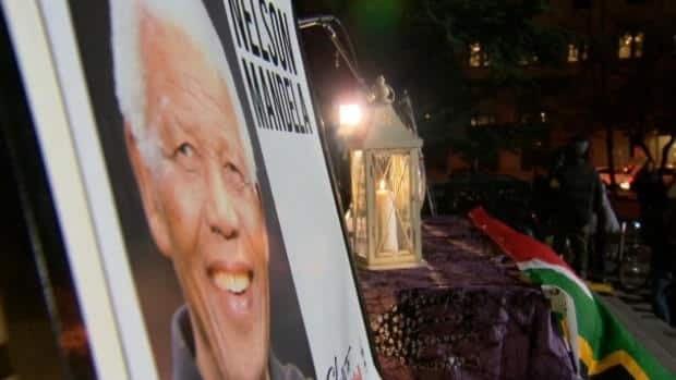 Mandela's legacy for Canadians