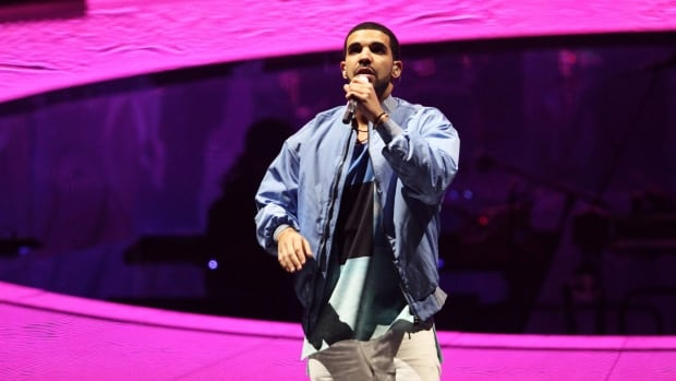 Canadian rapper Drake received five Grammy nominations. among those expected to reap a major haul.