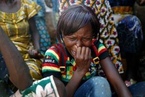 APTOPIX Central African Republic