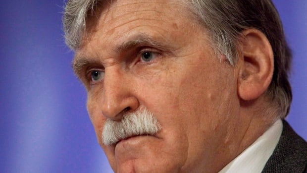 Senator Roméo Dallaire crashed his car on Parliament Hill this week. He said he fell asleep at the wheel because of the sheer exhaustion he'd be feeling as a result of his PTSD.