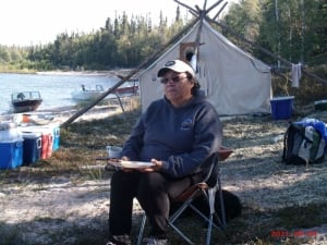 Alice Rigney, Athabasca Chipewyan First Nations