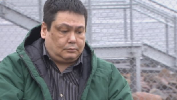 Adrian van Eindhoven leaves the Nunavut Court of Justice in Iqaluit in 2013 during his second trial on a charge of killing Leanne Irkotee. The Nunavut Court of Appeal will hear his request for another new trial in May.