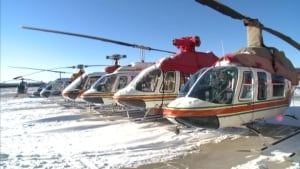 Universal helicopters