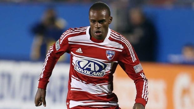 Midfielder Jackson has 11 goals and 13 assists in 96 appearances with Dallas through four seasons.