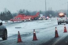 Highway 416 fatal crash Dec. 10 West Hunt Club Road
