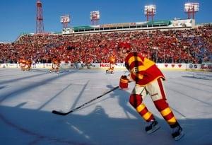 Heritage Classic hockey