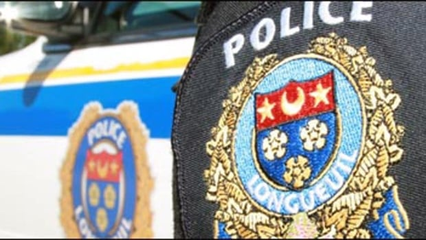 Longueil police badge