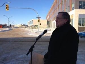 Mayor Don Atchison