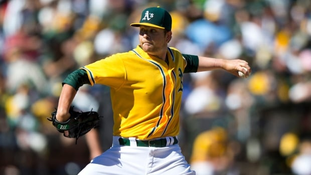 The Oakland Athletics were finally able to find a suitor for Brett Anderson and his hefty contract. The A's dealt the oft-injured pitcher to the Colorado Rockies for a pair of pitchers on Tuesday.