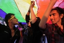 India Gay Parade