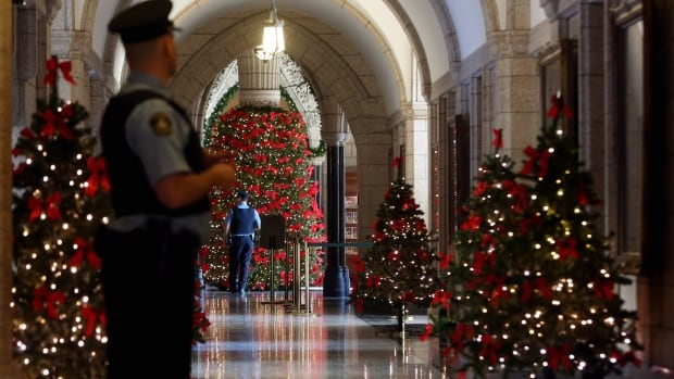 The buildings on Parliament Hill are emptying out as MPs return to their ridings for a Christmas break. They will return on Jan. 27.
