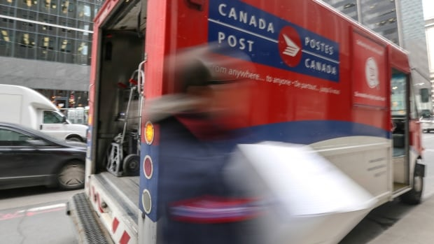 Canada Post says that in large cities during the first phase, only a few neighbourhoods will be affected. Delivery will continue to businesses.