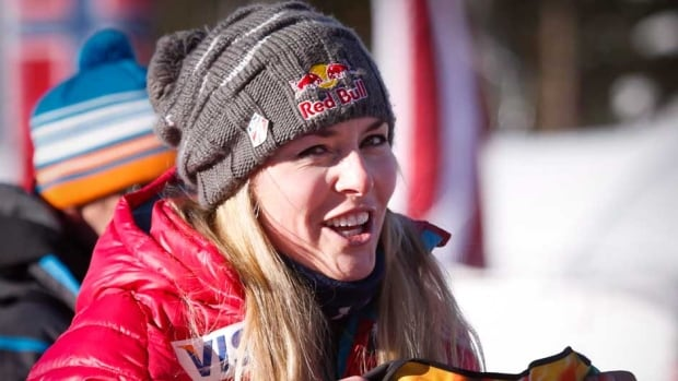 American skier Lindsey Vonn finished 40th in a downhill Friday in her World Cup season debut, then 11th in another downhill Saturday, and fifth in a super-G on Sunday.