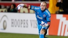 Whitecaps trade goalkeeper Brad Knighton to Revolution