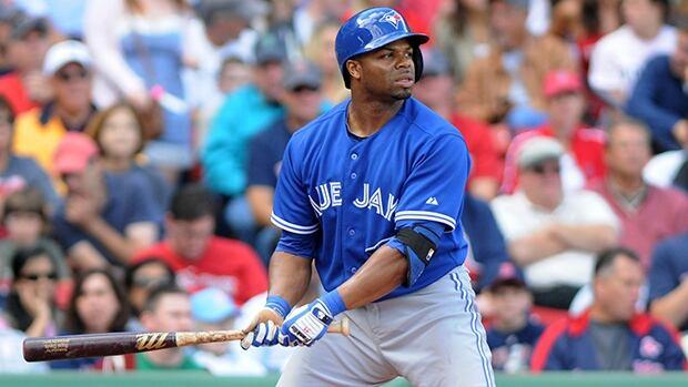 Rajai Davis hit .260 with 45 steals last season for Toronto.