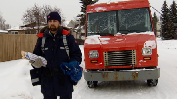 Canada Post is phasing out urban home deliveries, something that one mother in Cambridge, Ont., says will hurt people with limited mobility.